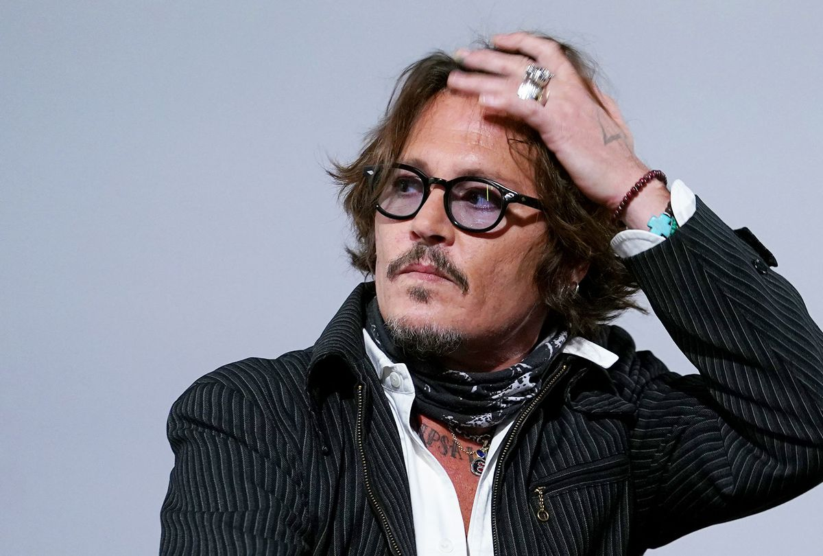 Johnny Depp (Thomas Niedermueller/Getty Images for ZFF)