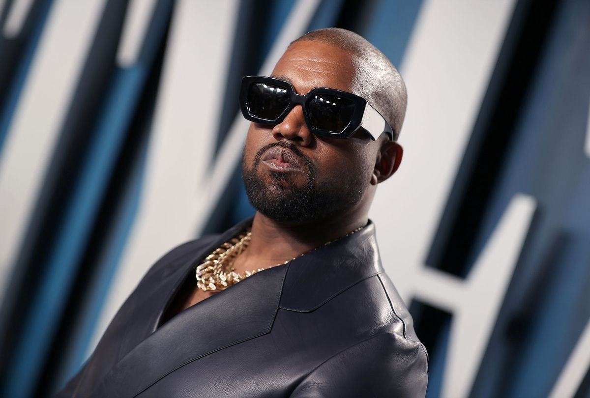 Kanye West (Rich Fury/VF20/Getty Images for Vanity Fair)