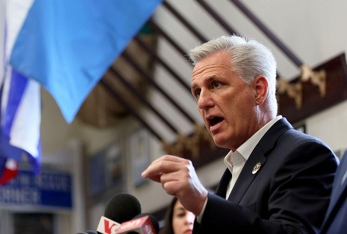House Republican Leader Kevin McCarthy (R-CA) (Joe Raedle/Getty Images)