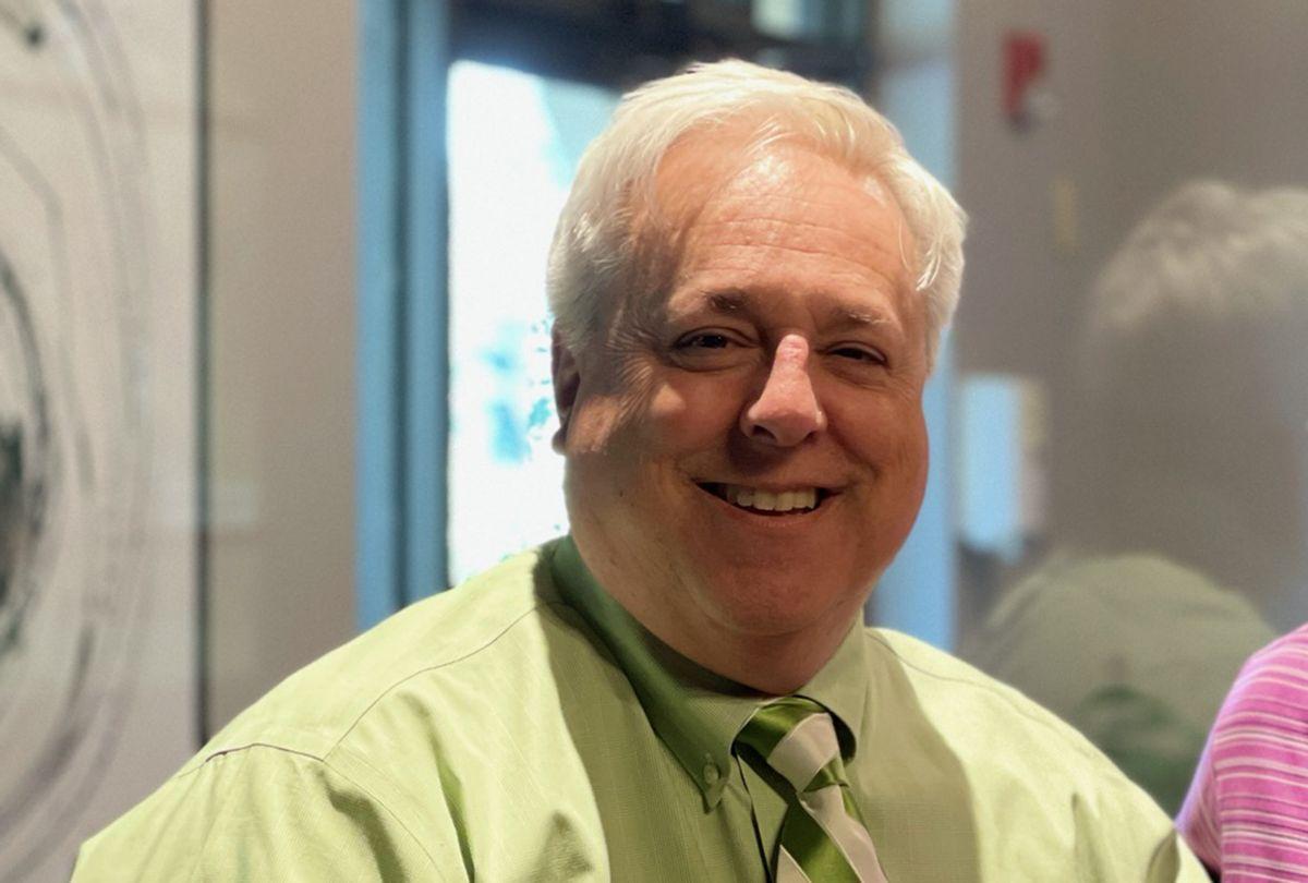 Conservative radio host Marc Bernier (Twitter)
