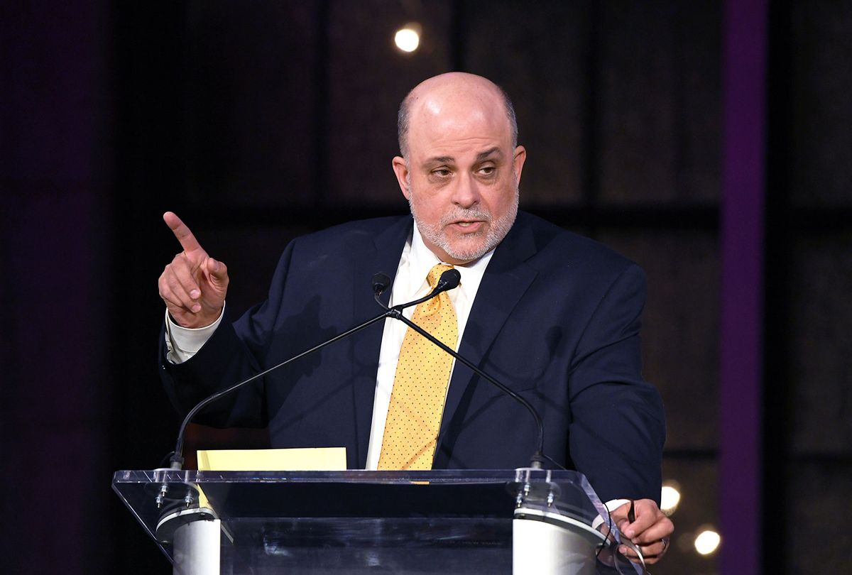 Mark Levin (Michael Kovac/Getty Images for Radio Hall of Fame)