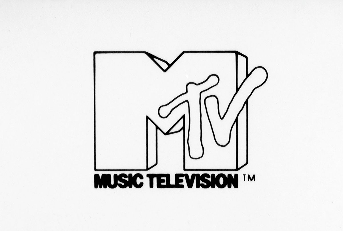 The MTV Music Television logo circa 1982 (Michael Ochs Archives/Getty Images)