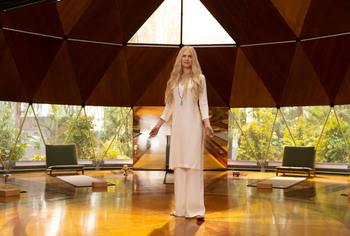 "Nicole Kidman in ""Nine Perfect Strangers"" (Vince Valitutti/Hulu)"