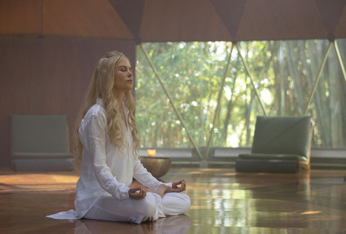 Nicole Kidman as Masha in Nine Perfect Strangers (Hulu)