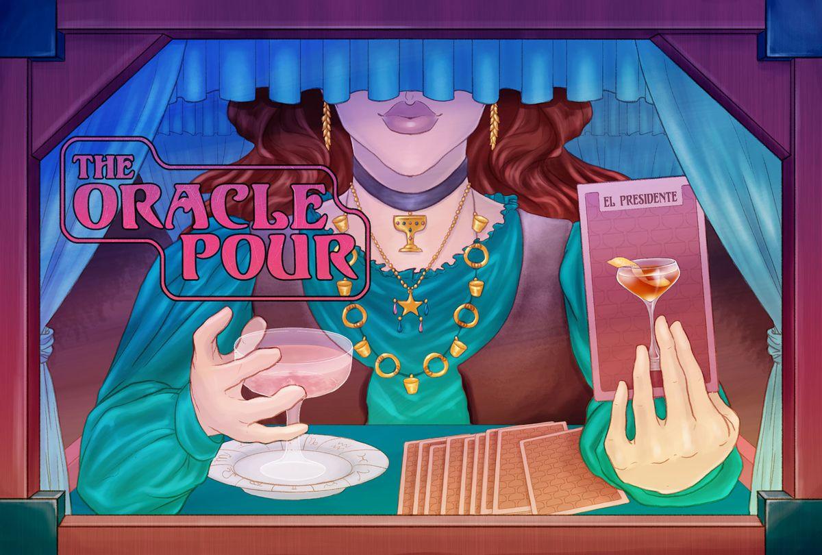 Oracle Pour: El Presidente (Illustration by Ilana Lidagoster)
