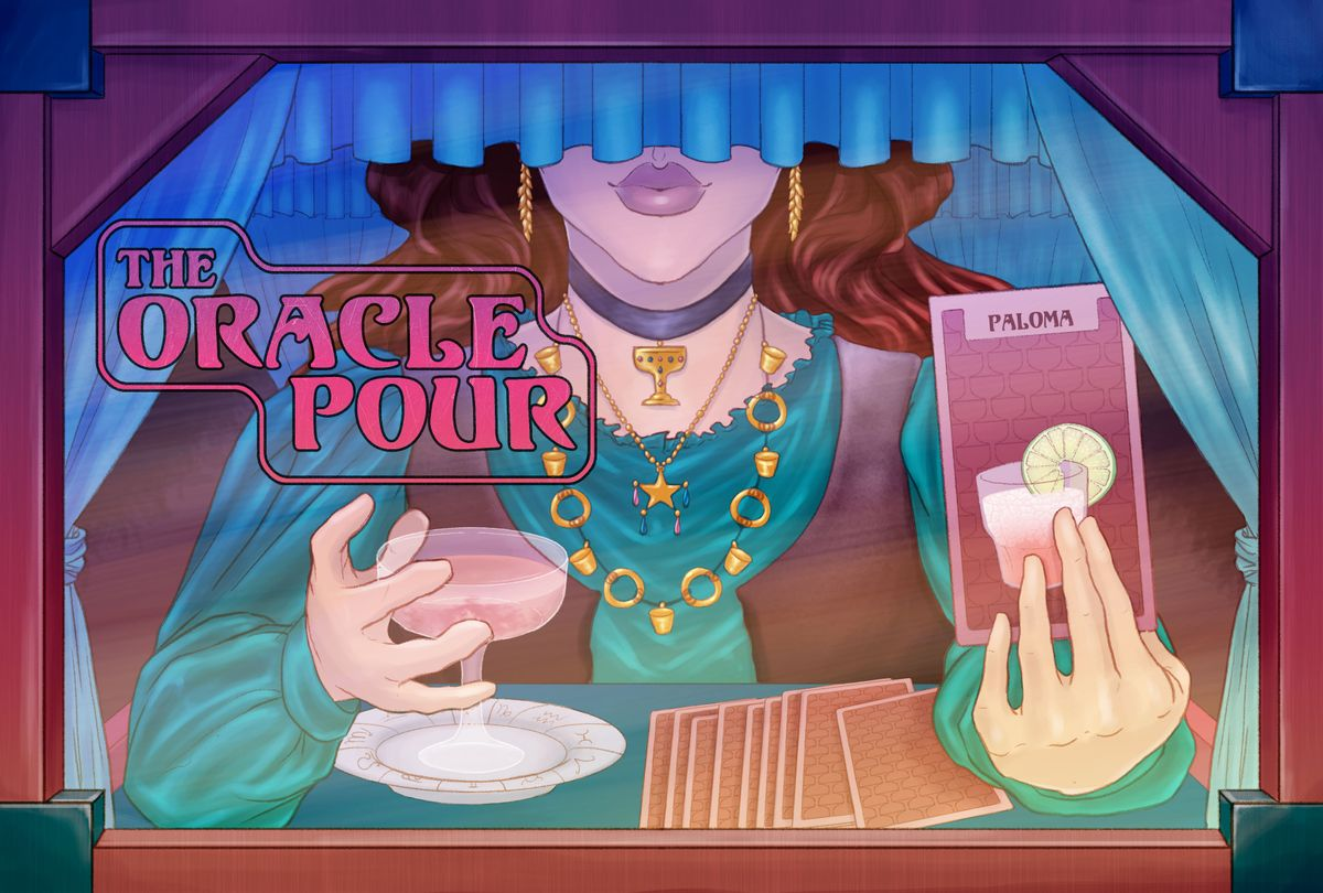 Oracle Pour: Paloma (Illustration by Ilana Lidagoster)