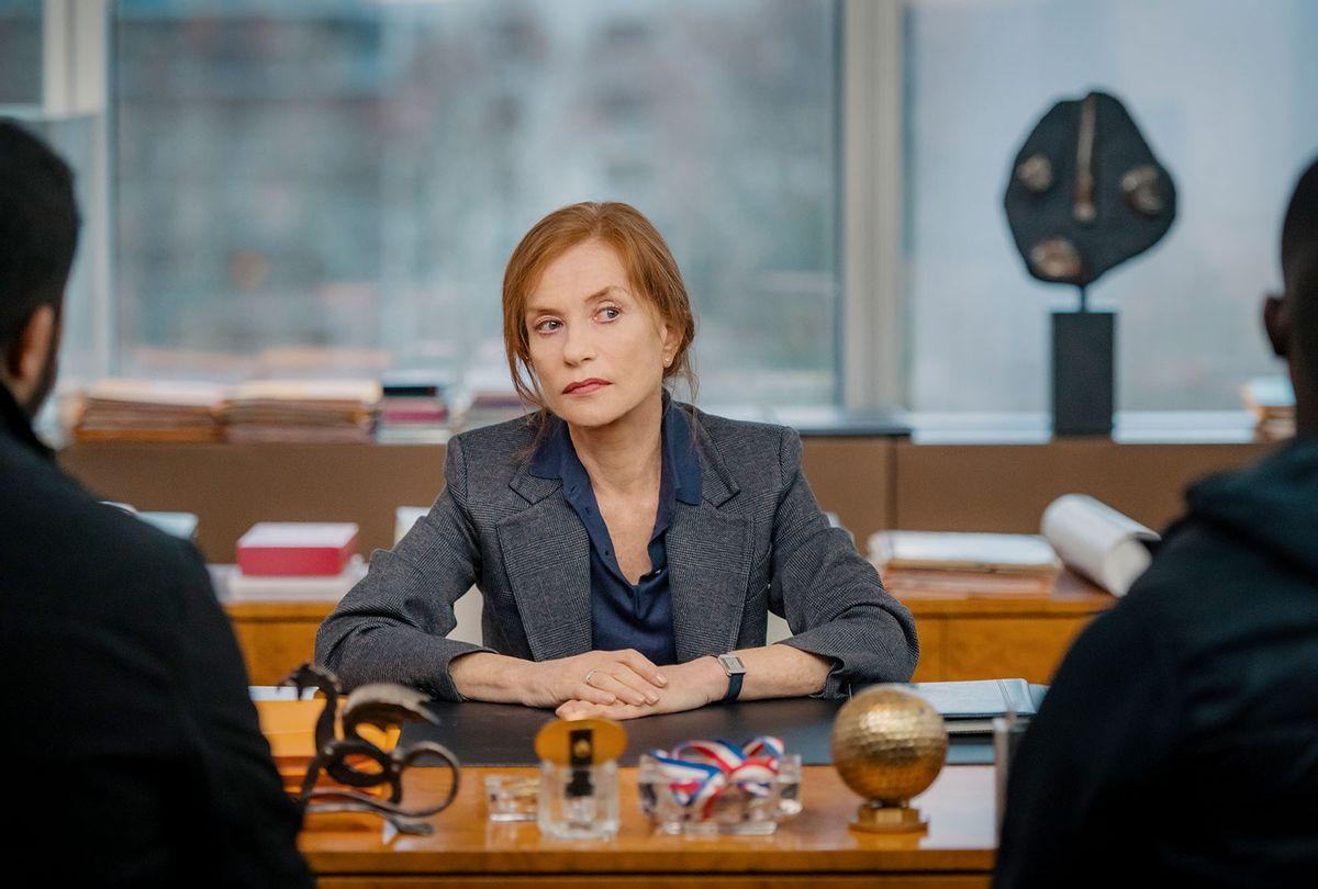 """Isabelle Huppert in """"Promises"""" (Venice Film Festival)"""