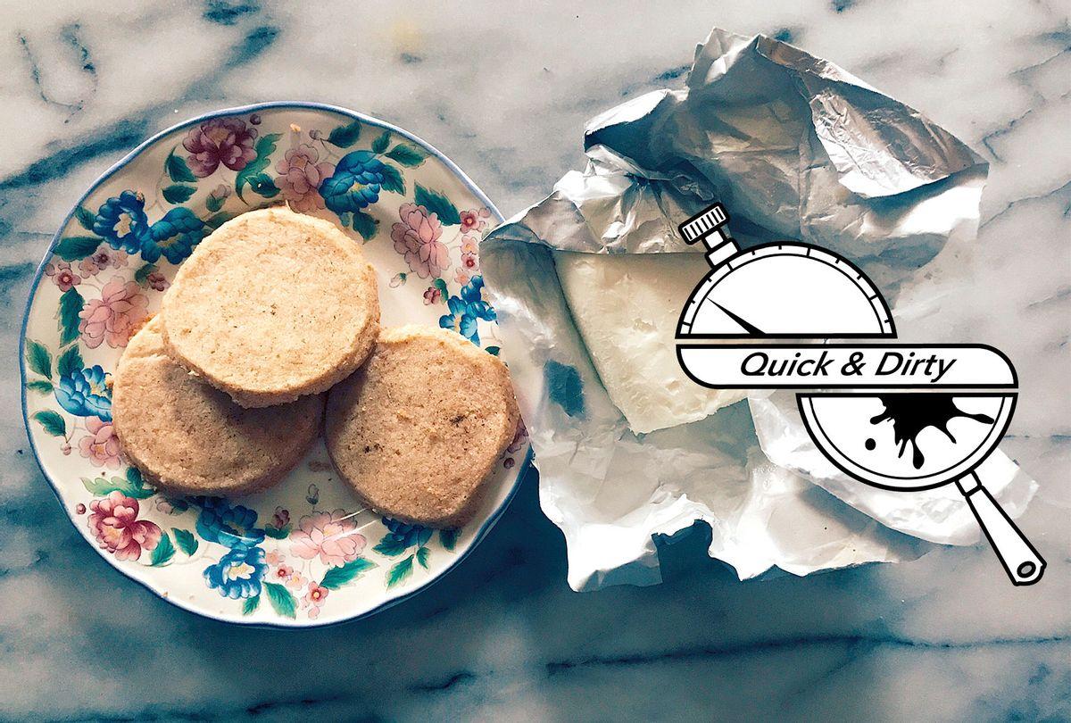 Salty Cookies (Mary Elizabeth Williams)