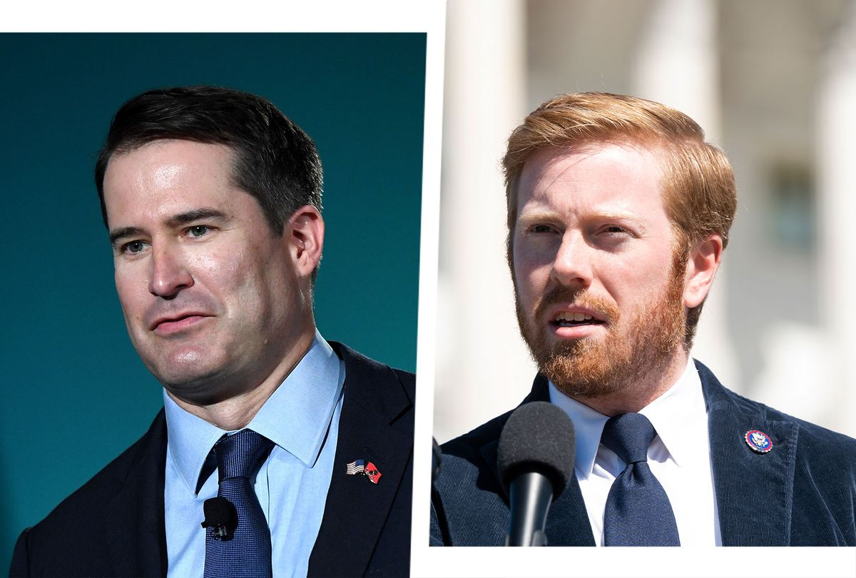 Seth Moulton and Peter Meijer (Photo illustration by Salon/Getty Images)