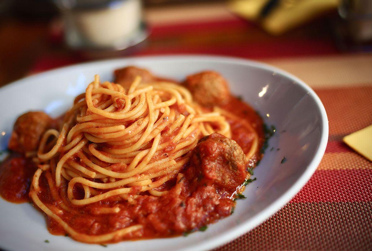 Classic Italian Meatball Spaghetti (Getty Images/Christian Darby Santos/EyeEm)