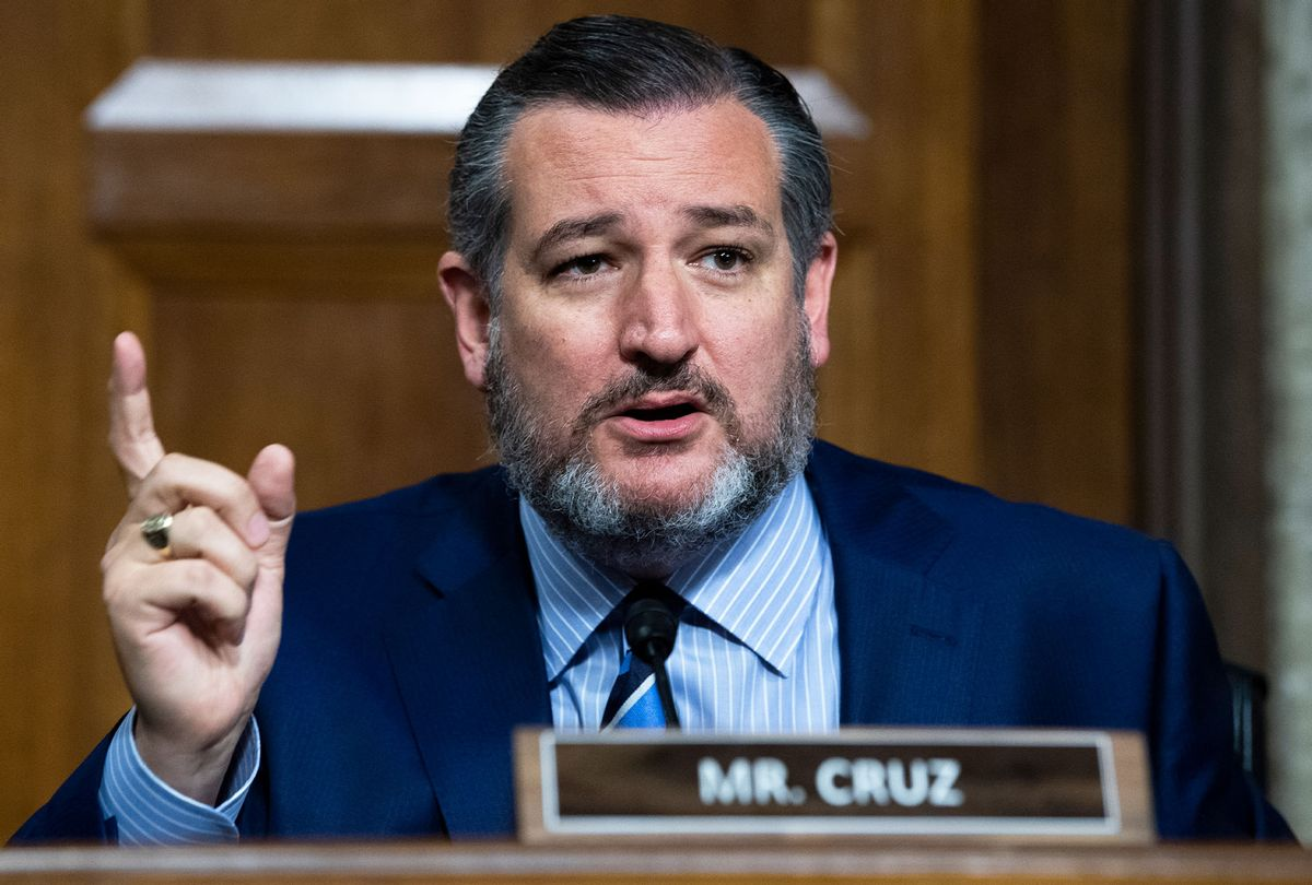 Sen. Ted Cruz, R-Texas (Tom Williams/CQ-Roll Call, Inc via Getty Images)
