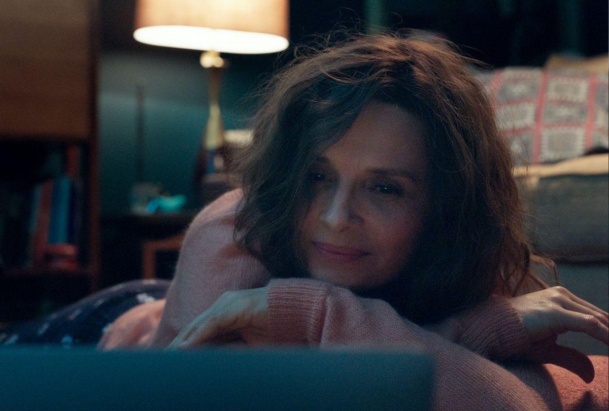 """Juliette Binoche in """"Who You Think I Am""""  (Cohen Media Group)"""