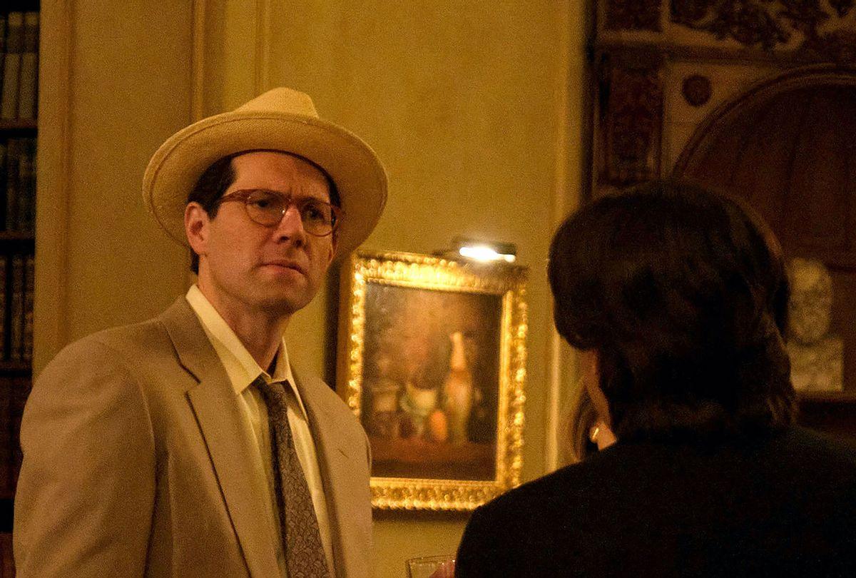 "Billy Eichner as Matt Drudge in ""Impeachment: American Crime Story"" (Tina Thorpe/FX)"