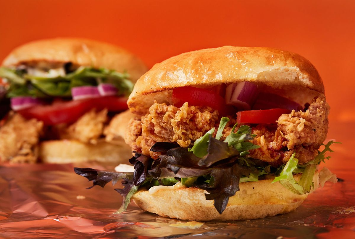 Fish Sandwich (Deb Lindsey for The Washington Post via Getty Images)