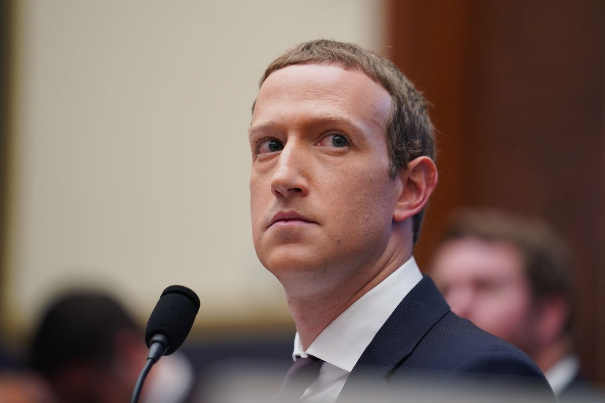 Facebook CEO Mark Zuckerberg (Xinhua/Liu Jie via Getty Images)