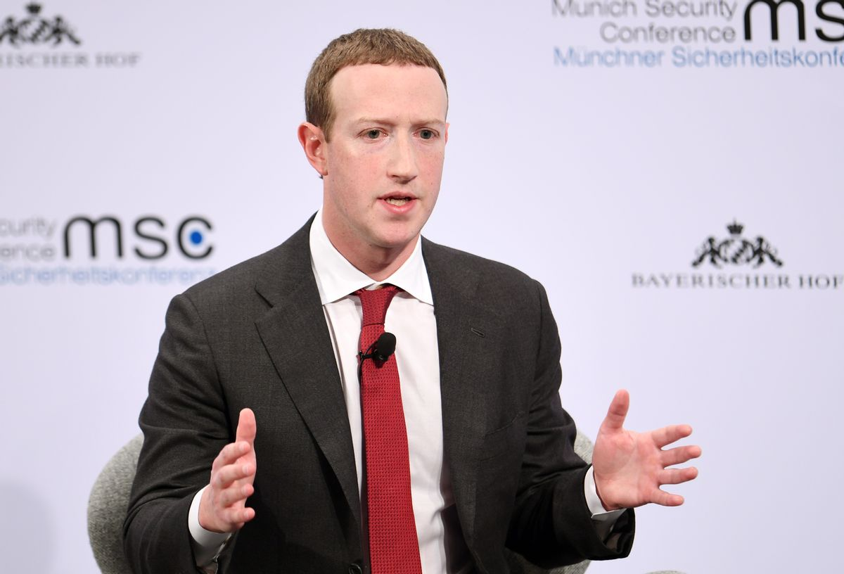 Facebook CEO Mark Zuckerberg (Tobias Hase/picture alliance via Getty Images)