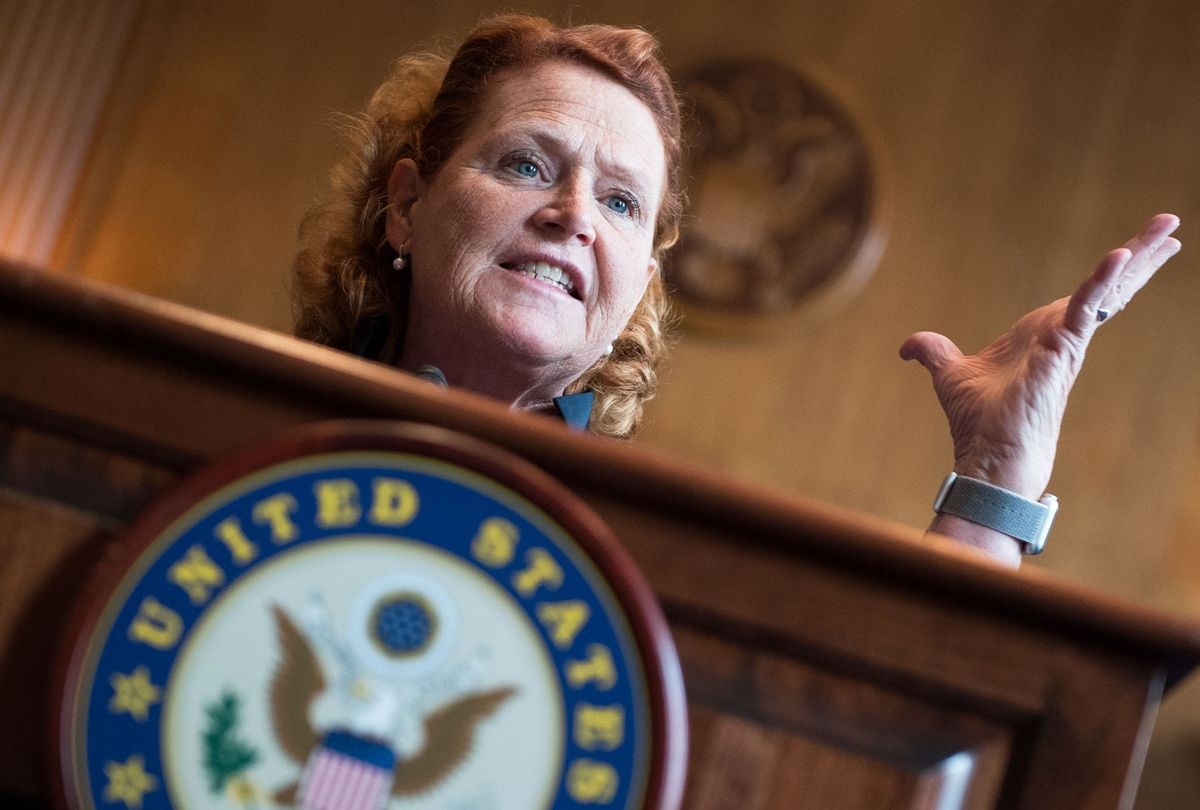 Heidi Heitkamp (Tom Williams/CQ Roll Call/Getty Images)