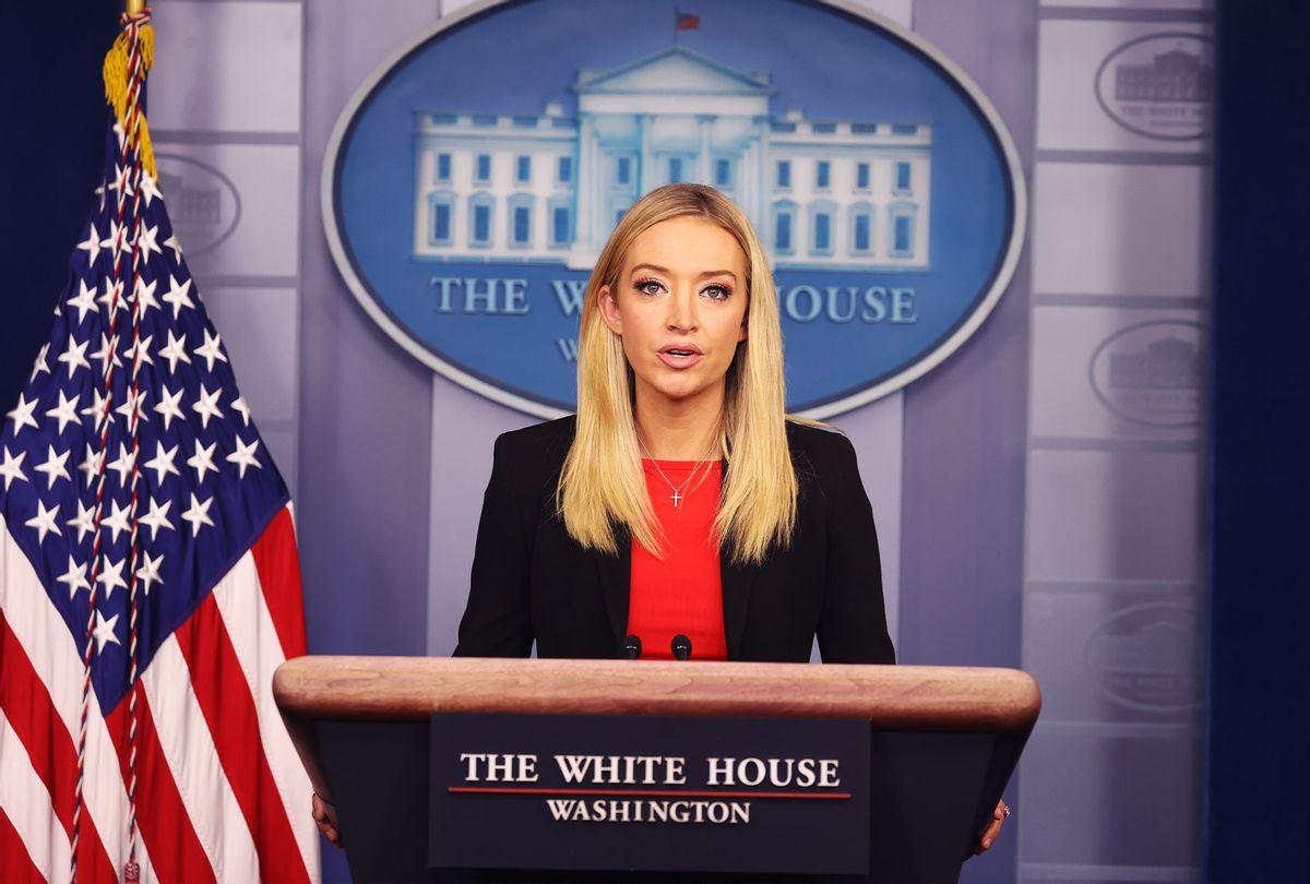 Kayleigh McEnany (Tasos Katopodis/Getty Images)