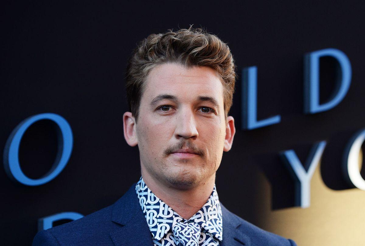 Actor Miles Teller (Amanda Edwards/Getty Images)
