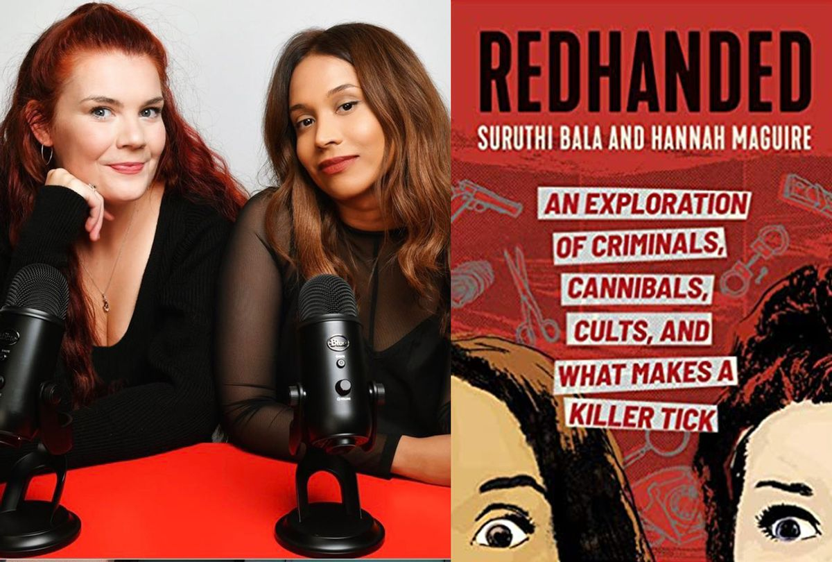 Redhanded by Suruthi Bala and Hannah Maguire (Photo illustration by Salon/Steve Ullathorne)
