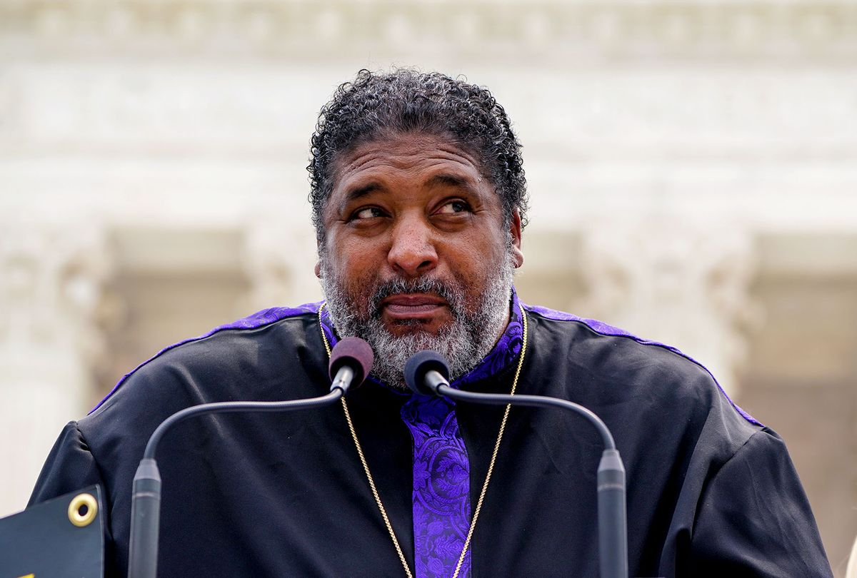 Rev. Dr. William Barber (Jemal Countess/Getty Images)