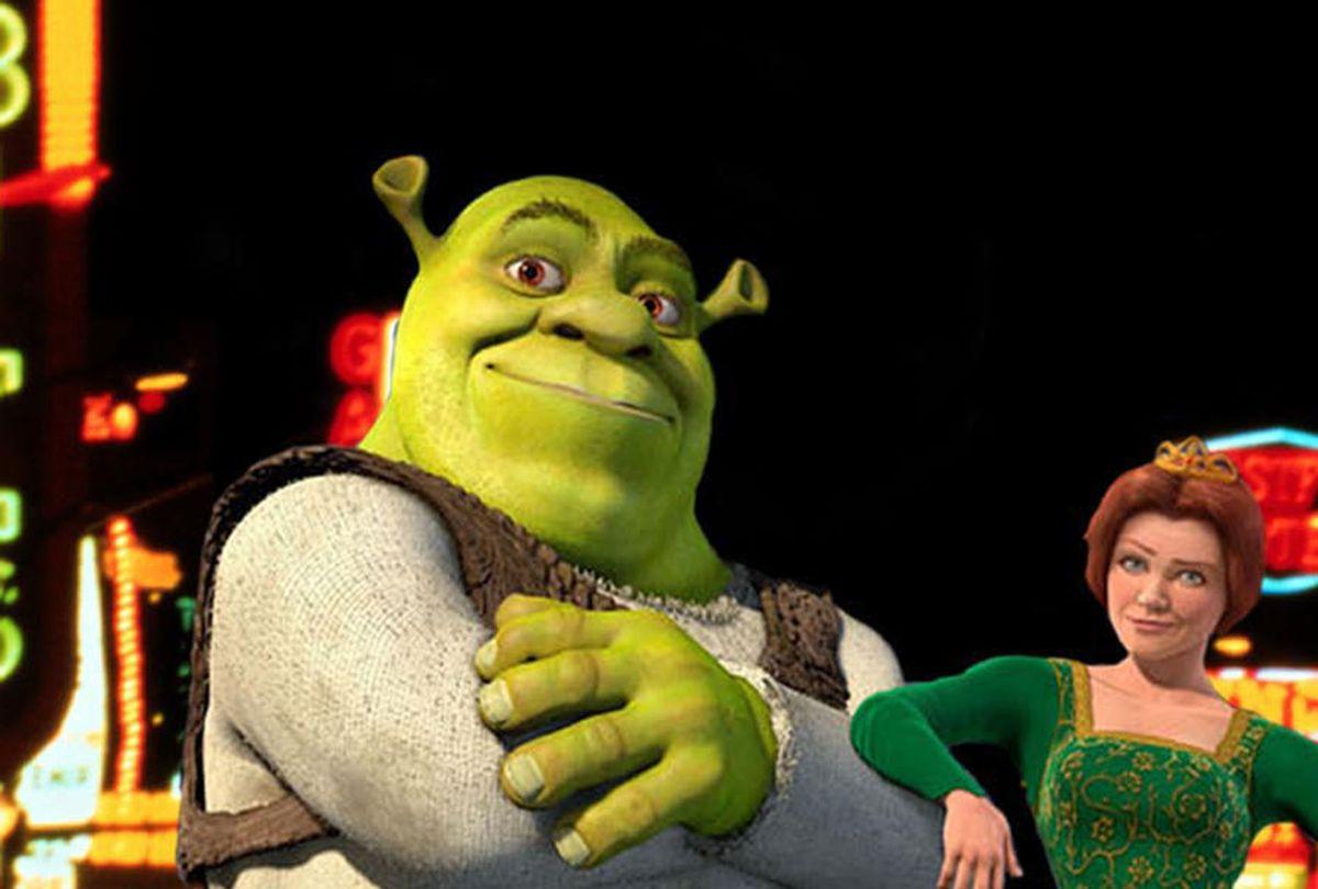 Shrek (Jeff Kravitz/FilmMagic/Getty Images)