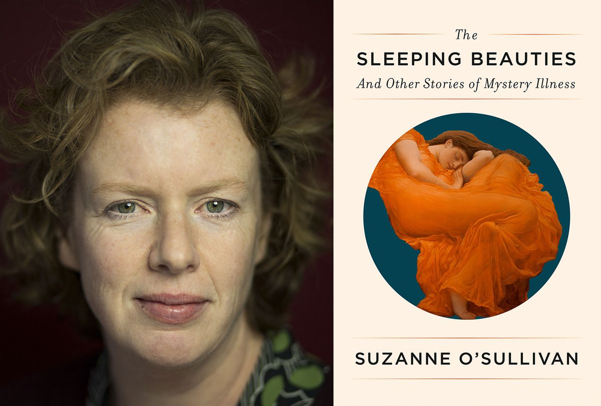 """""""The Sleeping Beauties: And Other Stories of Mystery Illness"""" by Suzanne O'Sullivan (Photo illustration by Salon/Jonathan Greet/Pantheon)"""