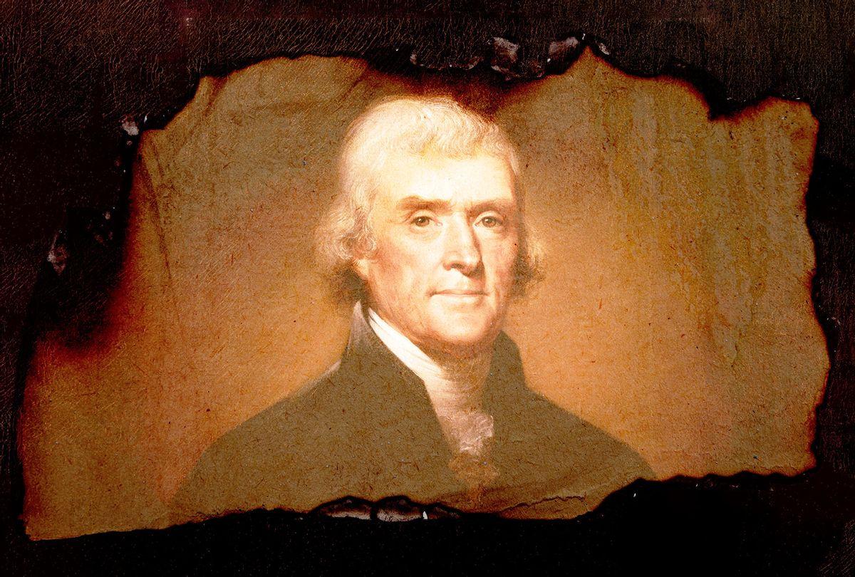 Thomas Jefferson (Photo illustration by Salon/VCG Wilson/Corbis/Getty Images/HappyFoto)