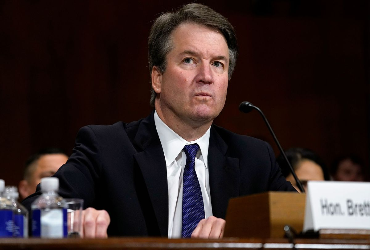 Supreme Court Justice Brett Kavanaugh (Andrew Harnik - Pool/Getty Images)