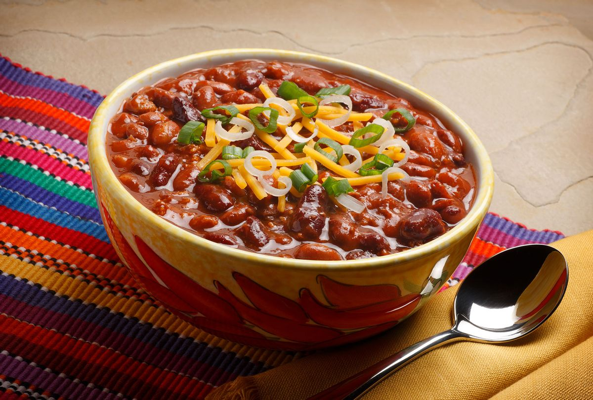 Bowl of Chili (Getty Images/DNY59)