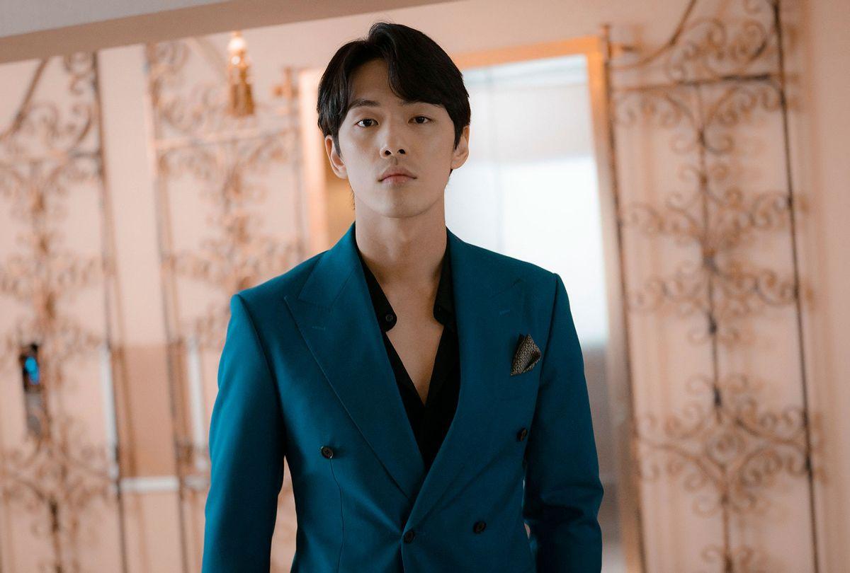"Kim Jung-hyun as Goo Seung-joon in ""Crash Landing on You"" (Lim Hyo-seon/Netflix)"