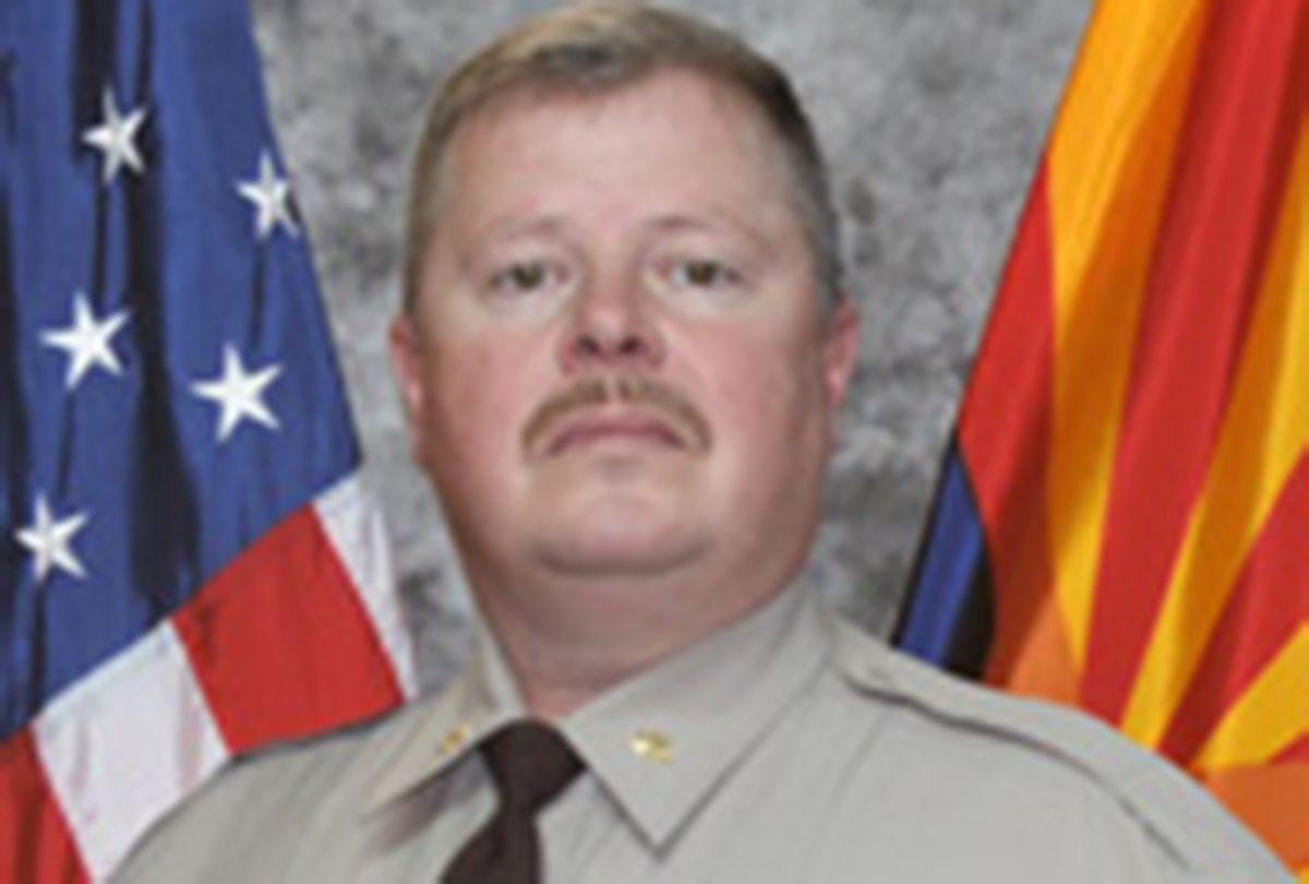 Major Eben Bratcher of the Yuma County Sheriff's Department (Yuma County Sheriff's Department)