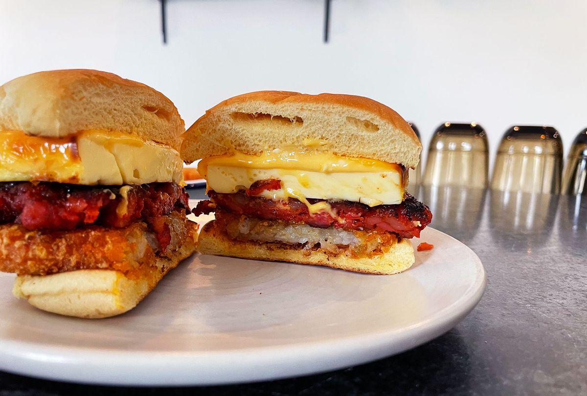 Kasama Egg Sandwich (HB) (Maggie Hennessy)