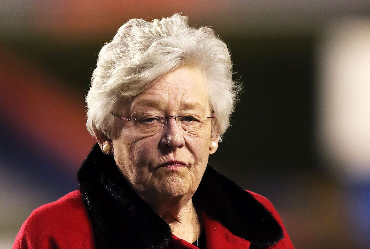 Kay Ivey (Michael Wade/Icon Sportswire via Getty Images)