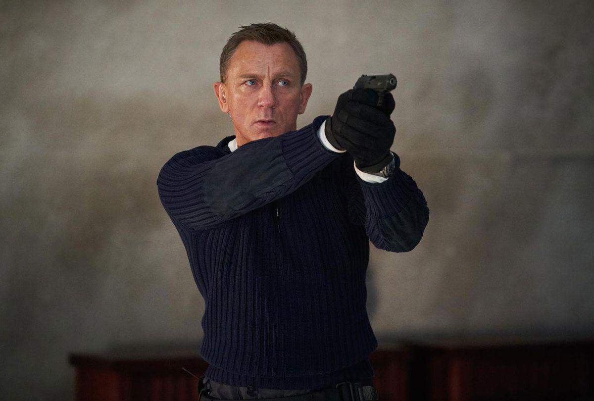 "Daniel Craig in ""No Time to Die"" (UA/MGM)"