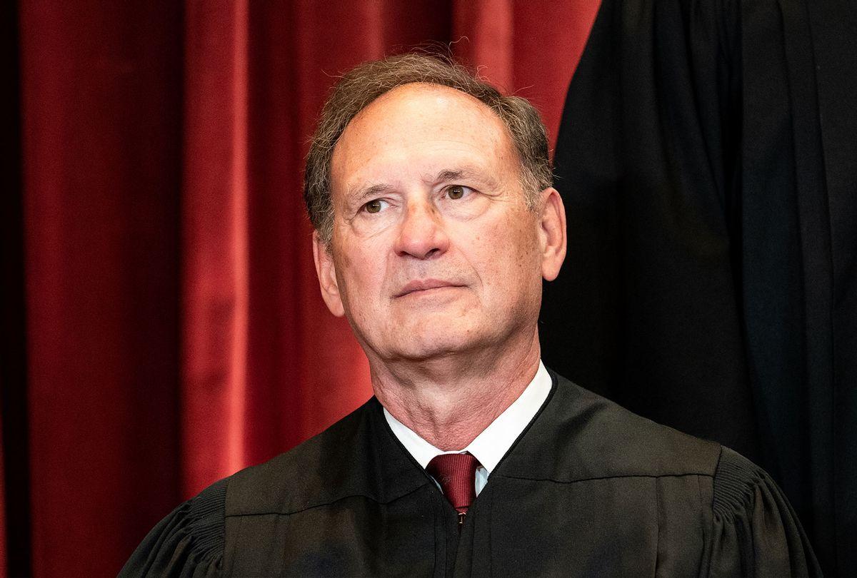 Associate Justice Samuel Alito (Erin Schaff-Pool/Getty Images)