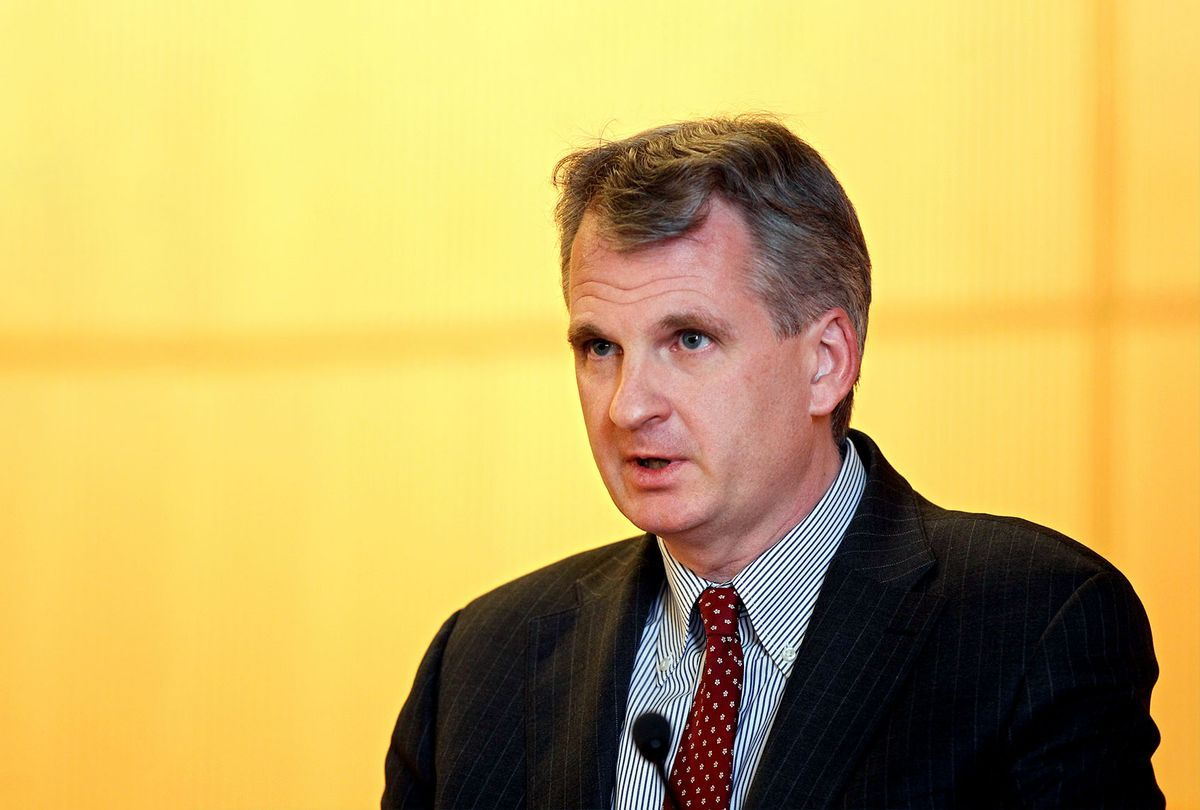 Timothy Snyder (VIRGINIE LEFOUR/AFP/GettyImages)