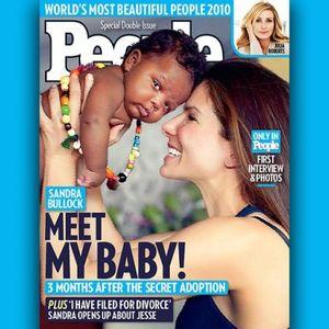 Sandra Bullock's triumphant new role: Single mom | Salon com