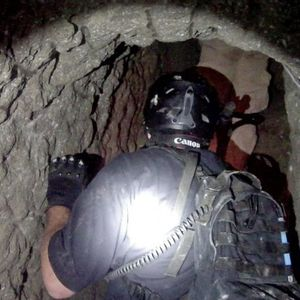 """""""Sophisticated"""" drug tunnel discovered between U.S. and Mexico"""