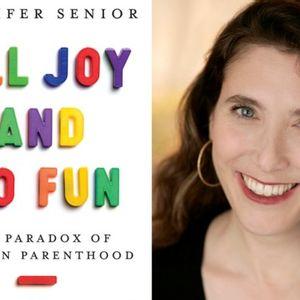 Author Jennifer Senior: