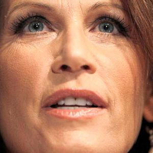 Save us from these apocalyptic clowns: Michele Bachmann blames floods on America's Israel policy -- and she's not alone