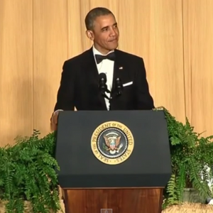 Watch President Obama make fun of Fox News, the Koch brothers and John Boehner's love of bronzer at the White House Correspondents' Dinner