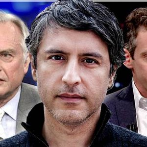 "Reza Aslan: Sam Harris and ""New Atheists"" aren't new, aren't even atheists"
