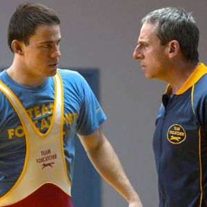 """Foxcatcher"": Steve Carell and Channing Tatum's weird true story of wrestling, money and murder"