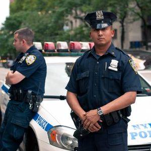 Black cops fear other cops