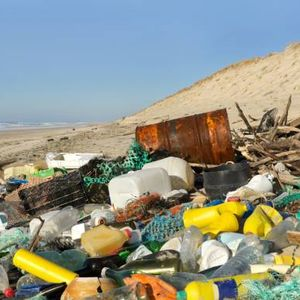 8 million tons per year and rising: The oceans' plastic problem is out of control