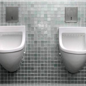 When men are afraid to pee: The bizarre, scientific reason why urinals cause stage fright