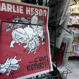 Charlie Hebdo adds to its long history of racist cartoons by