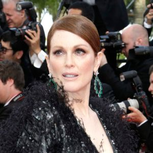 "Julianne Moore fired from ""Can You Ever Forgive Me?"" for wanting a fat suit, says Richard E. Grant"