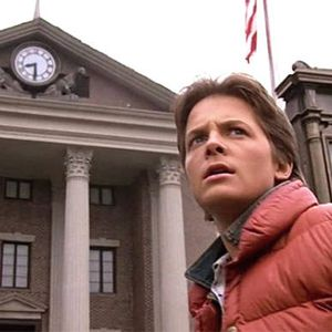 "Back to ""Back to the Future"": The ride is gone, but the film's cross-generational appeal holds"